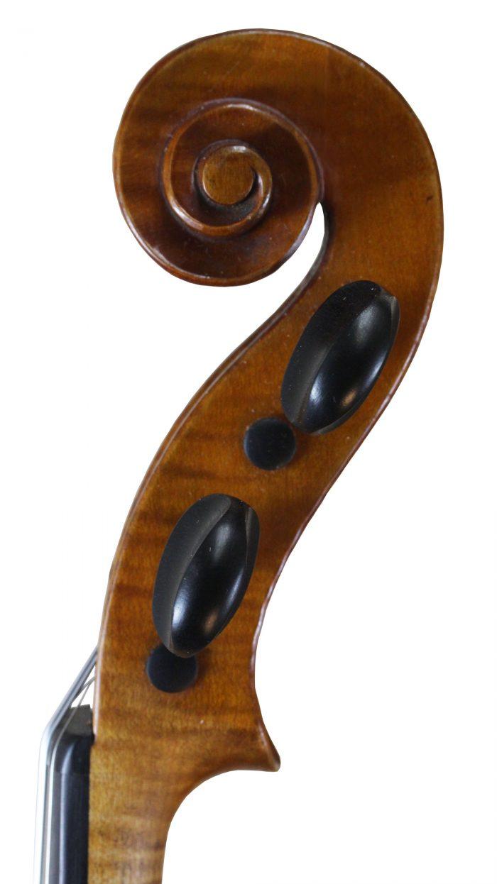 Albert Deblaye violin 1923