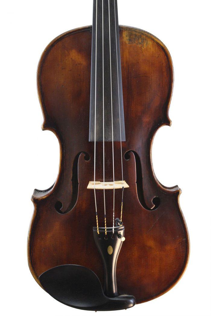 German Viola 1800's front