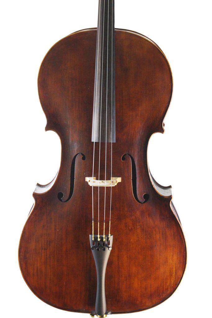 German Cello 1920
